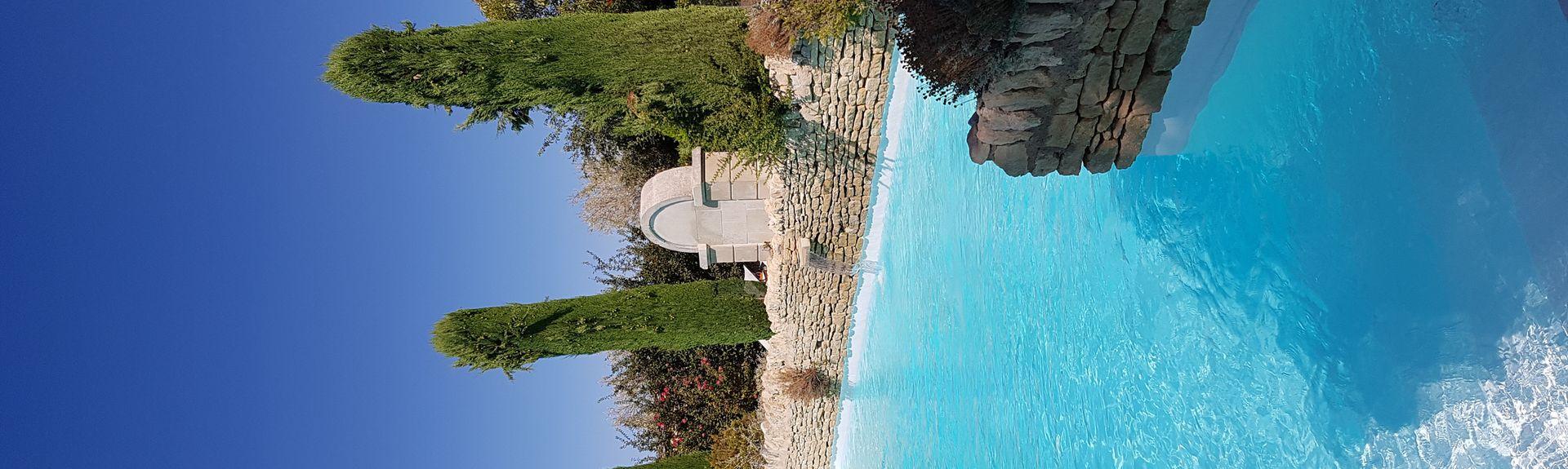 Venasque, France