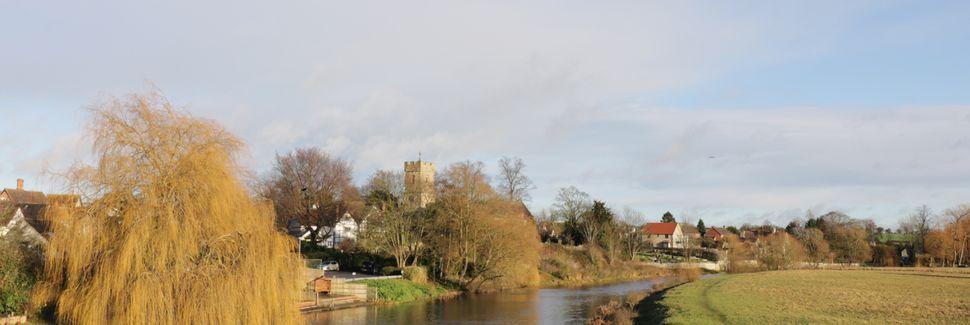 Shipston-on-Stour, Warwickshire, UK