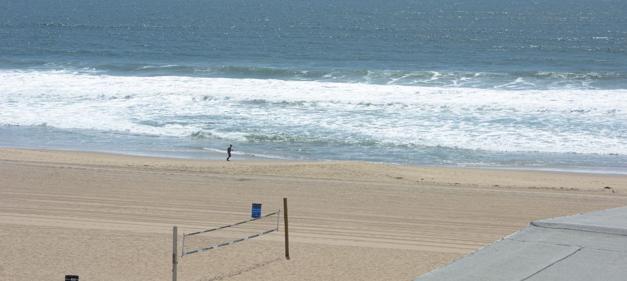 El Porto, Manhattan Beach, California, United States