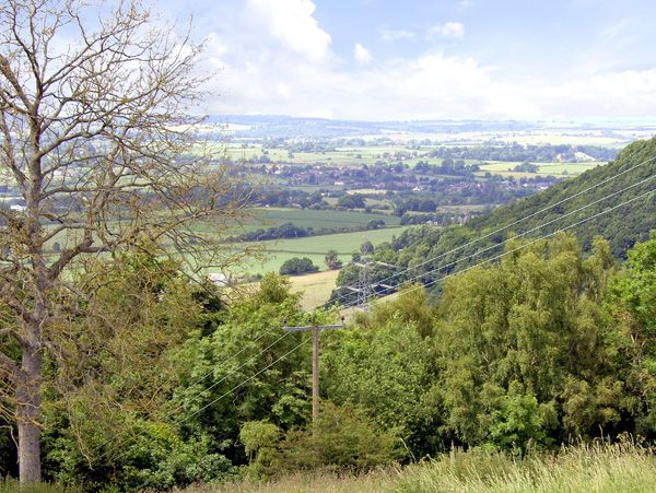 Westbury-on-Severn, Gloucestershire, UK