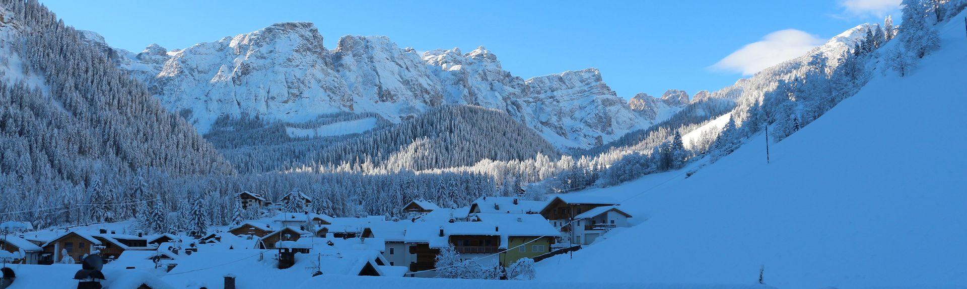 Colfosco, Trentino-Alto Adigio, Italia