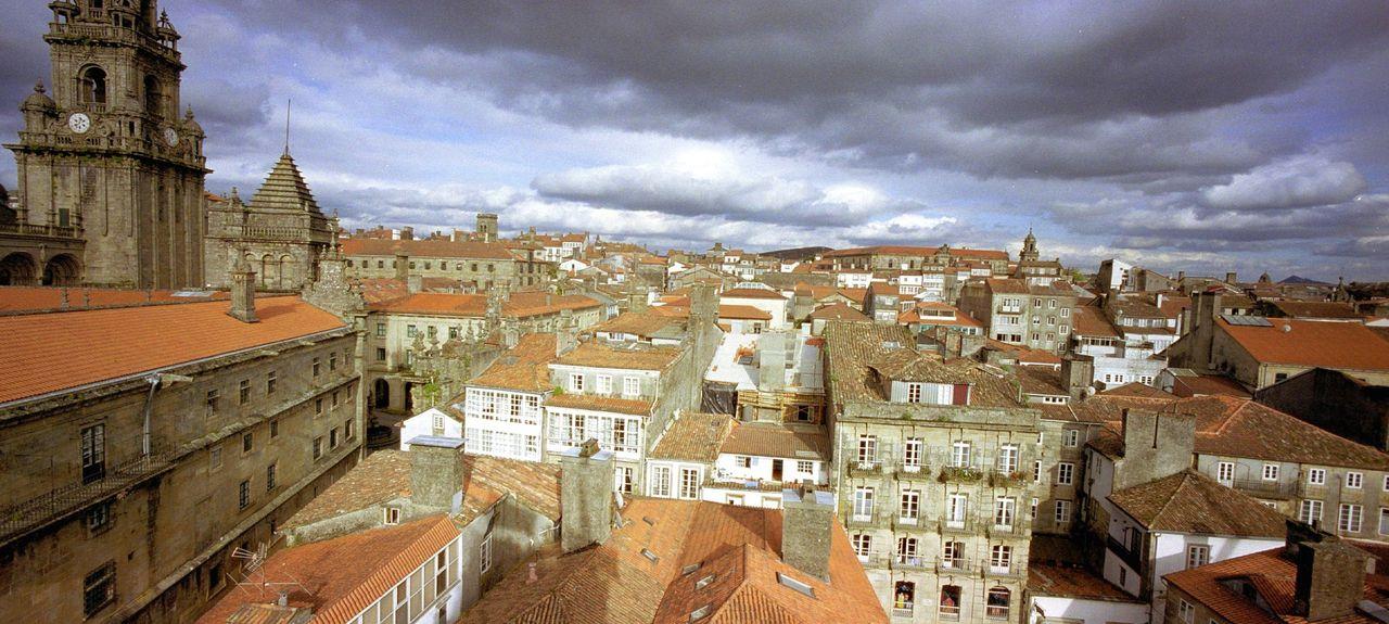 Santiago de Compostela, A Coruña, Spain