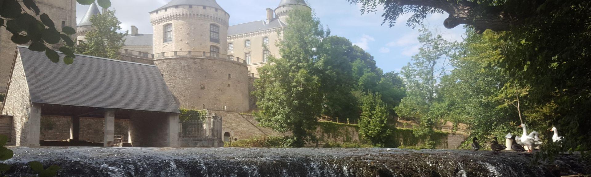 Celles-sur-Belle, Deux-Sevres (department), France