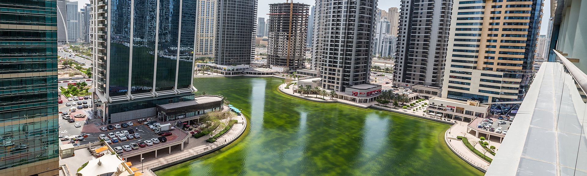Jumeirah Village, Dubaj, Dubaj, Zjednoczone Emiraty Arabskie