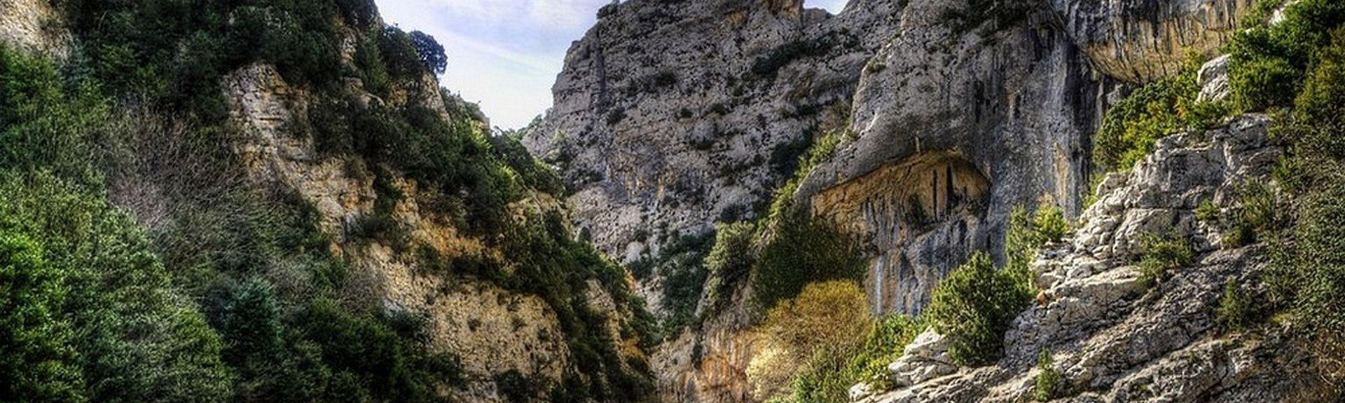Alquézar, Huesca, Spain