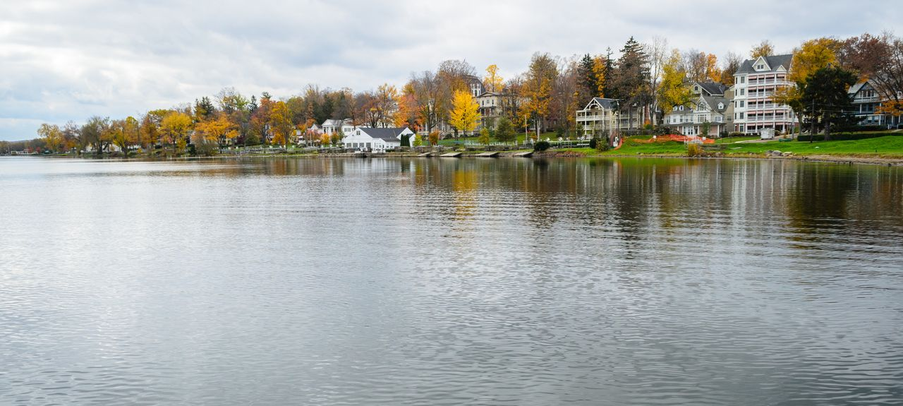 Town of Chautauqua Lake, NY, USA