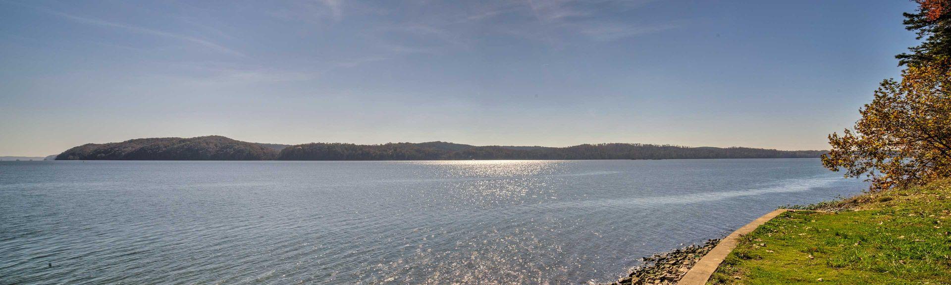 Pickwick Lake, USA