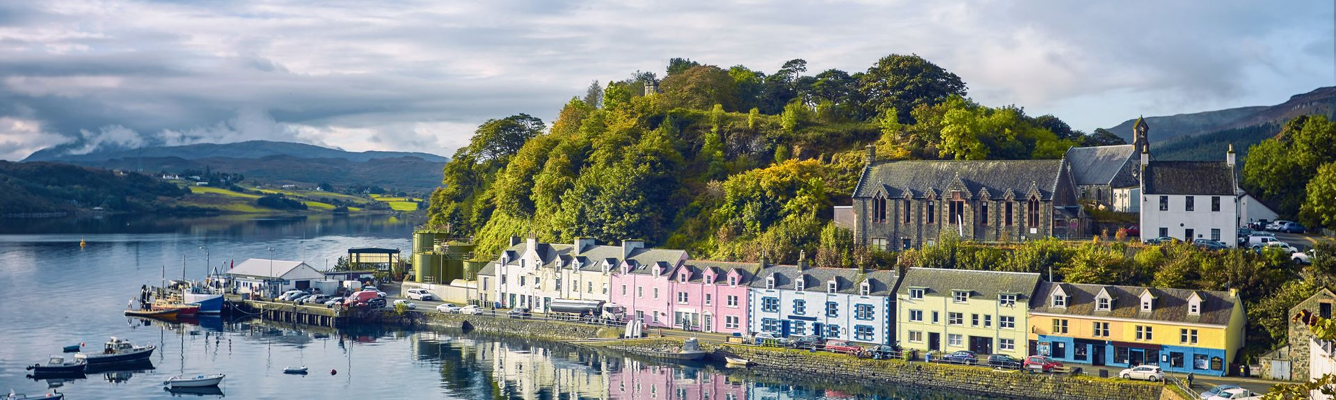 Isle of Skye, Schottland, Großbritannien