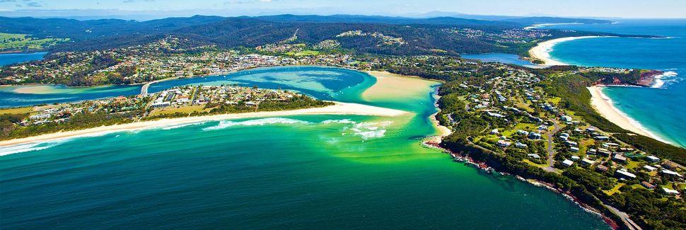 Parc d'activités Tura Beach Country Club, Tura Beach, Nouvelle-Galles-du-Sud, Australie