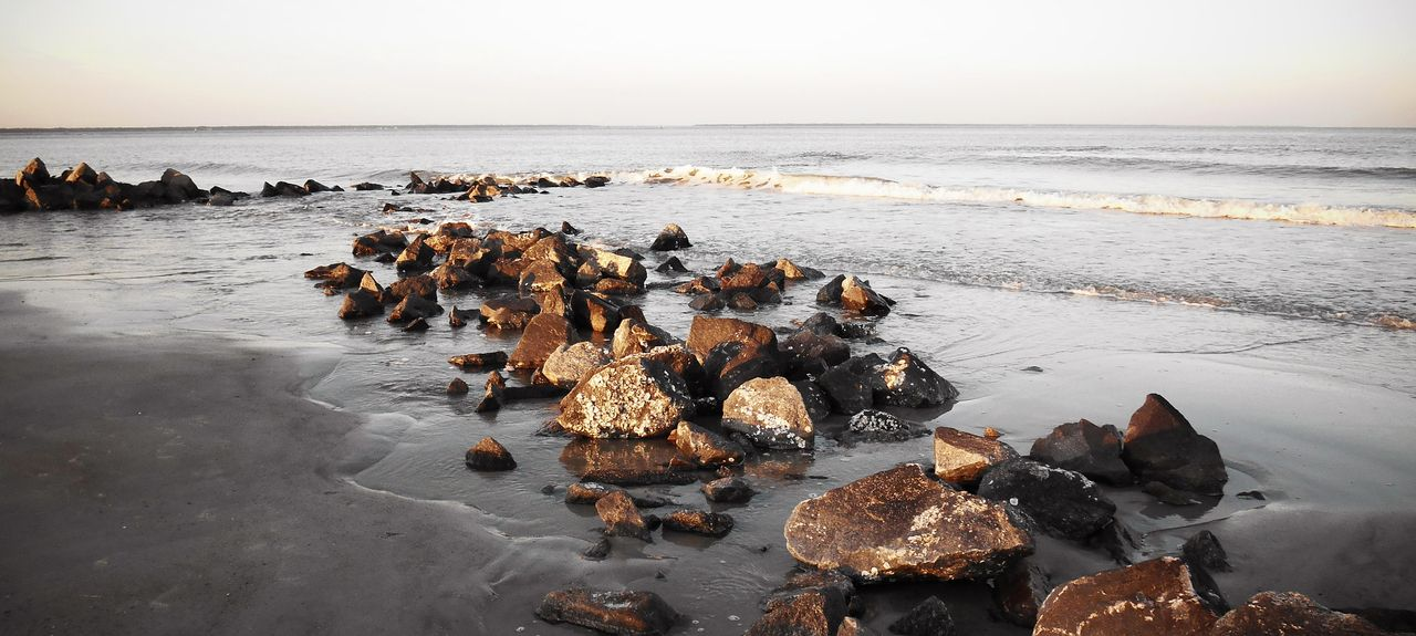 North Beach Tybee Island Georgia United States