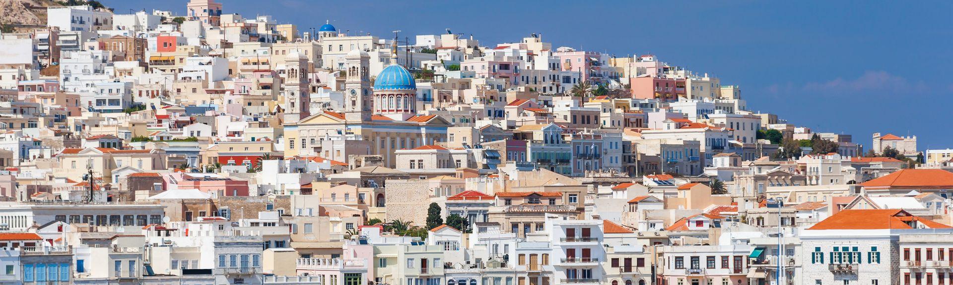 Syros, Südliche Ägäis, Griechenland