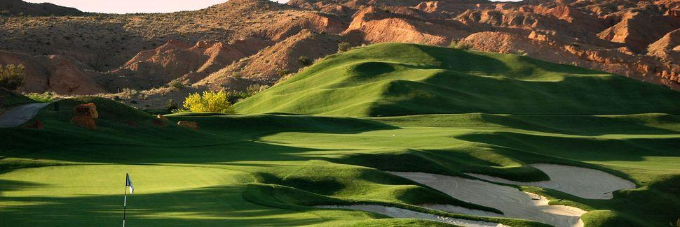 Pole golfowe Coyote Willows, Mesquite, Nevada, Stany Zjednoczone