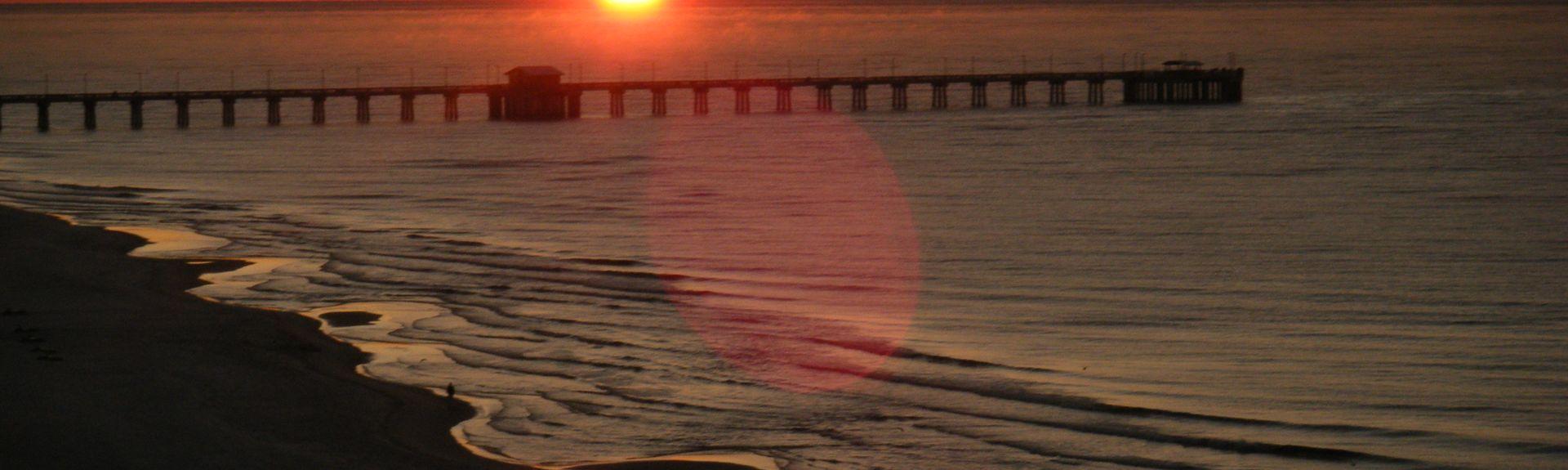 Island Sunrise, Gulf Shores, AL, USA