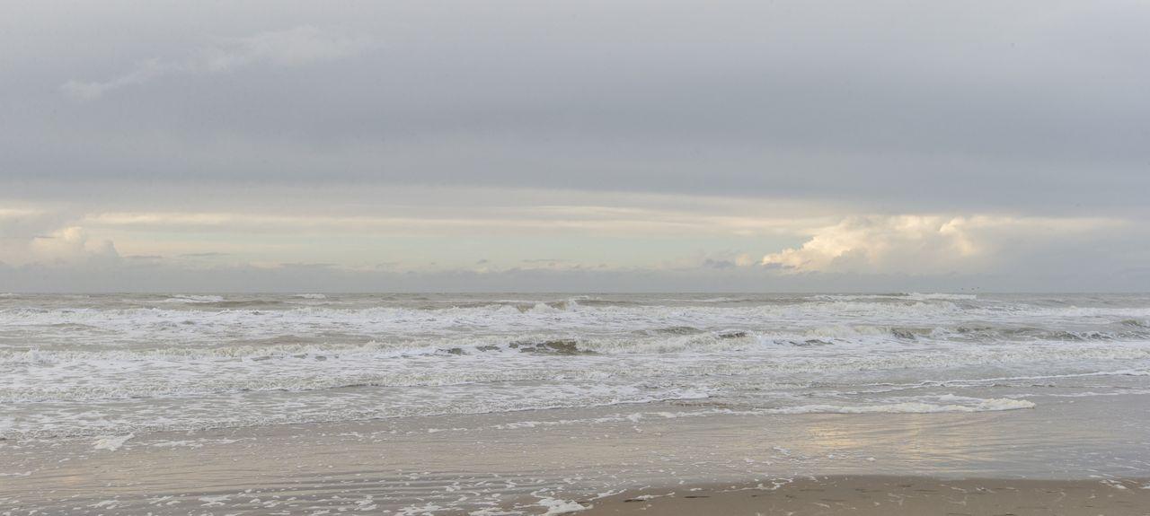 Katwijk Aan Zee Beach, Katwijk Aan Zee, Netherlands