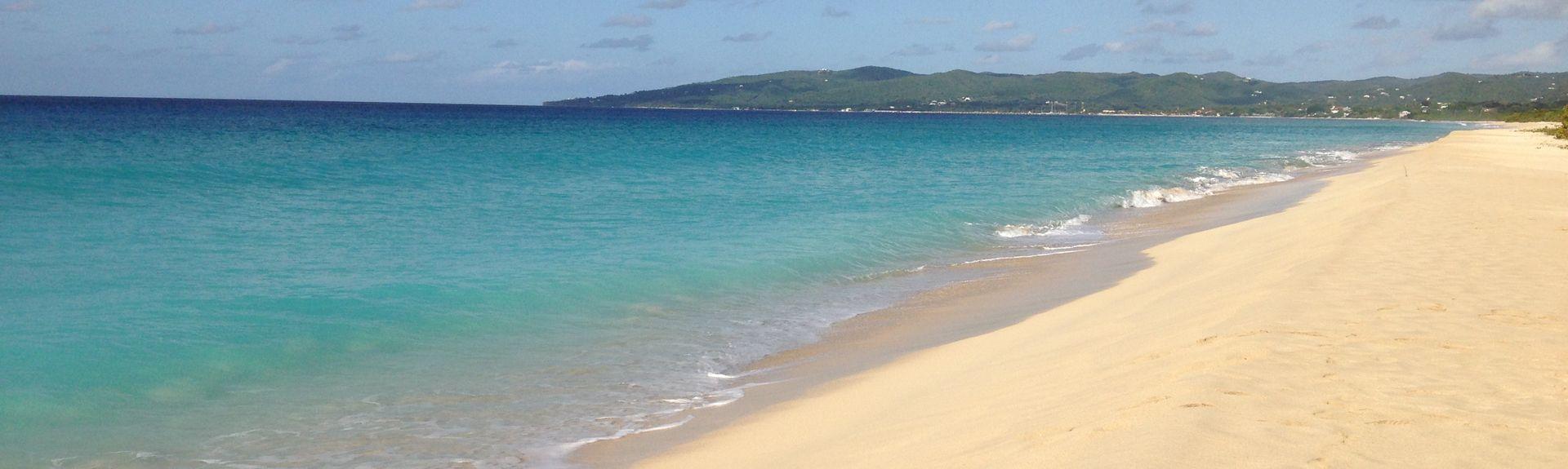 Teagues Bay, Estate Teague Bay, Ilha de Saint Croix, Ilhas Virgens E.U.A.