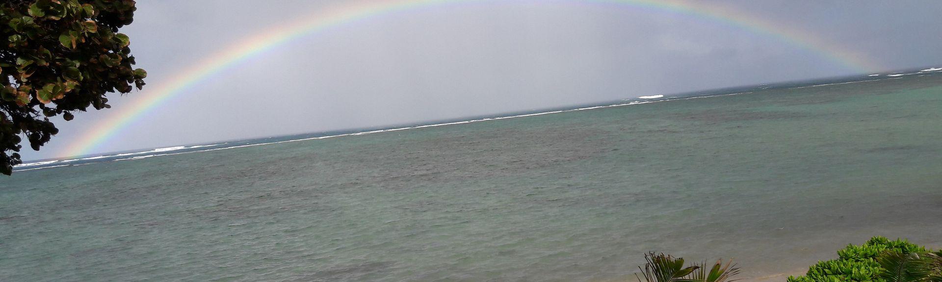 Banzai Pipeline, Haleiwa, Hawaï, Verenigde Staten