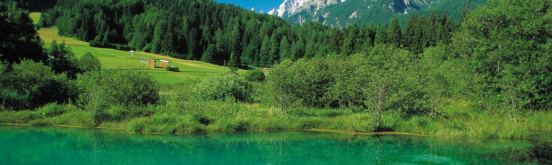 Lac de Bled, Bled, Slovénie