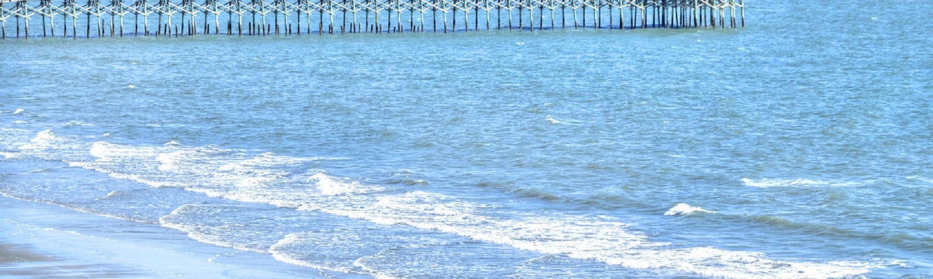 Oceans (North Myrtle Beach, Carolina do Sul, Estados Unidos)