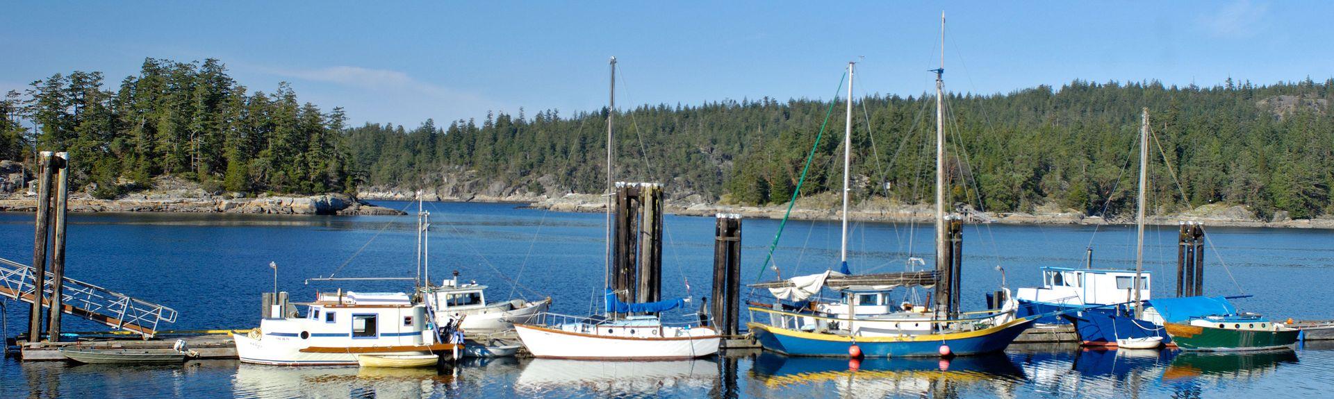 Cortes Island, British Columbia, Canada