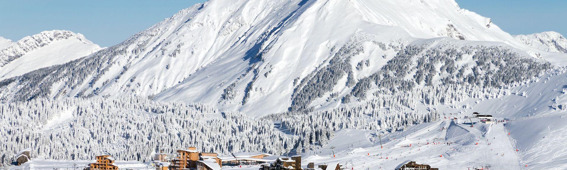 Avoriaz, Morzine, Haute-Savoie (departementti), Ranska