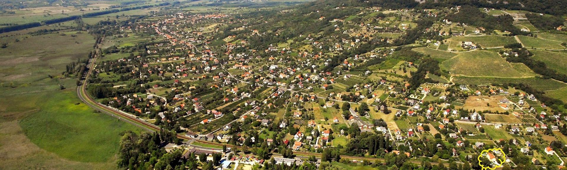 Balatonlelle Felso Station, Balatonlelle, Somogy County, Hungary
