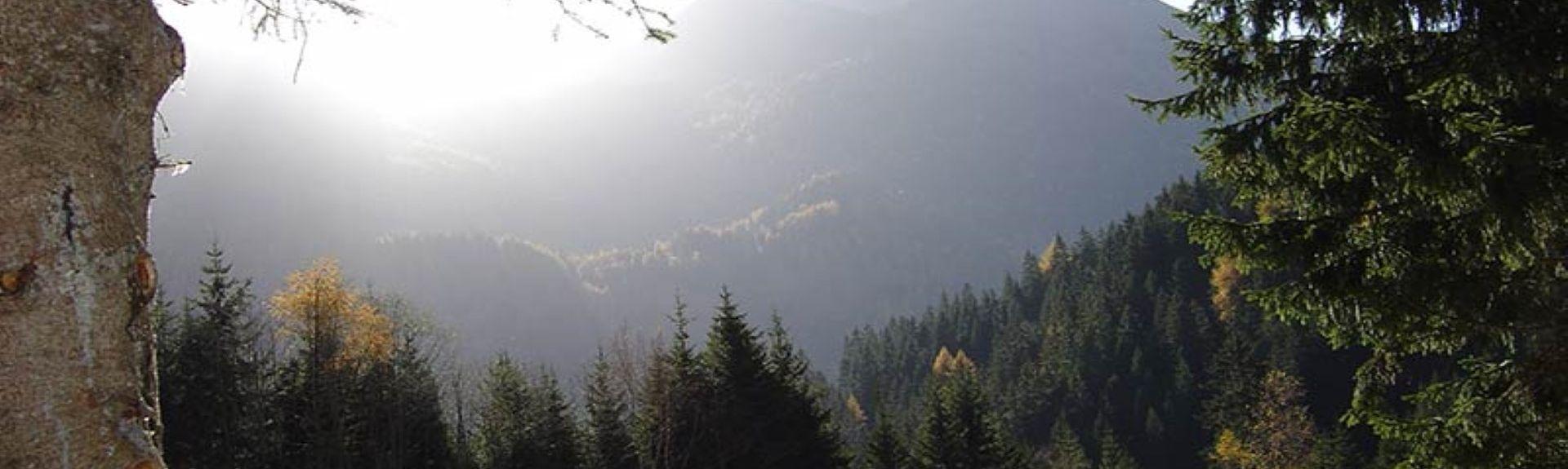 Katschberg Pass, Rennweg, Kärnten, Österreich