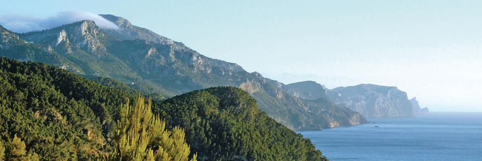 Cala Fornells, Calvià, les Îles Baléares, Espagne