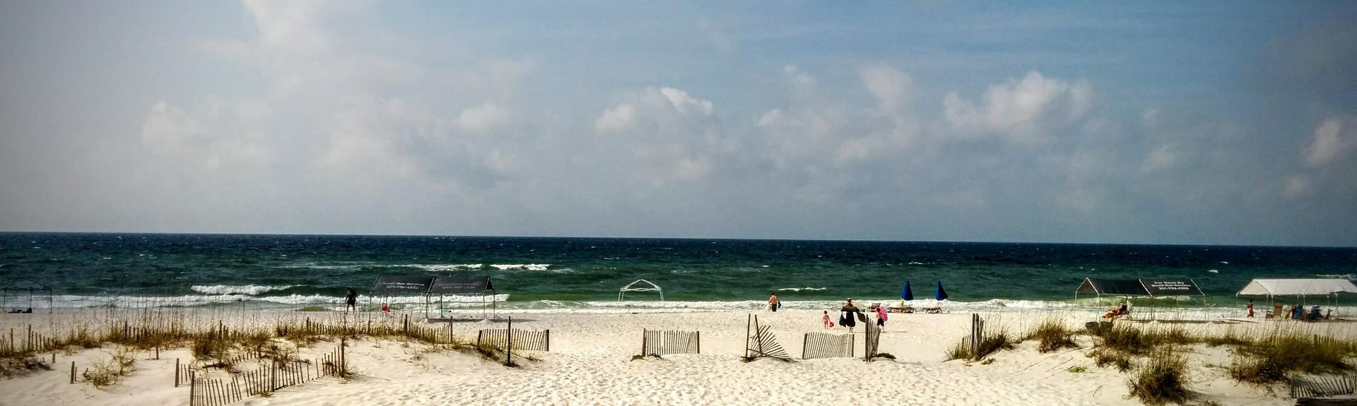 Gulf Shores Beach, Gulf Shores, Alabama, United States of America