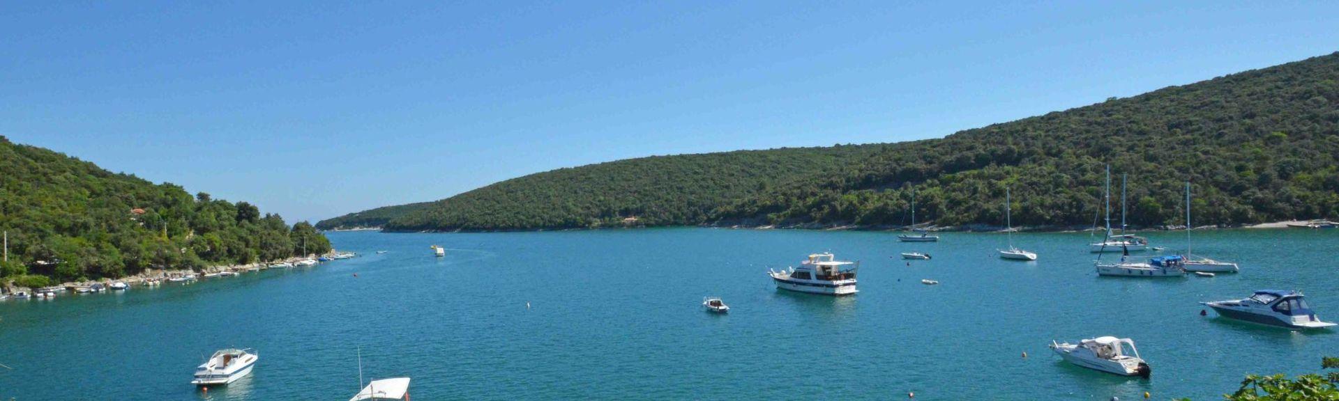 Labin, Istria County, Croatia