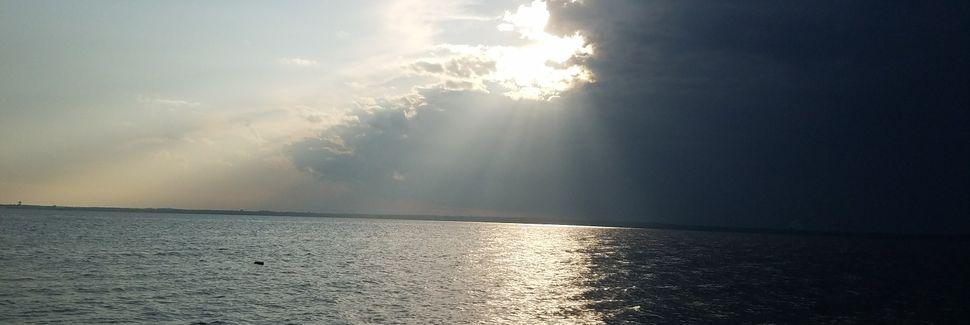 Big Bay De Noc, Rapid River, Michigan, États-Unis d'Amérique