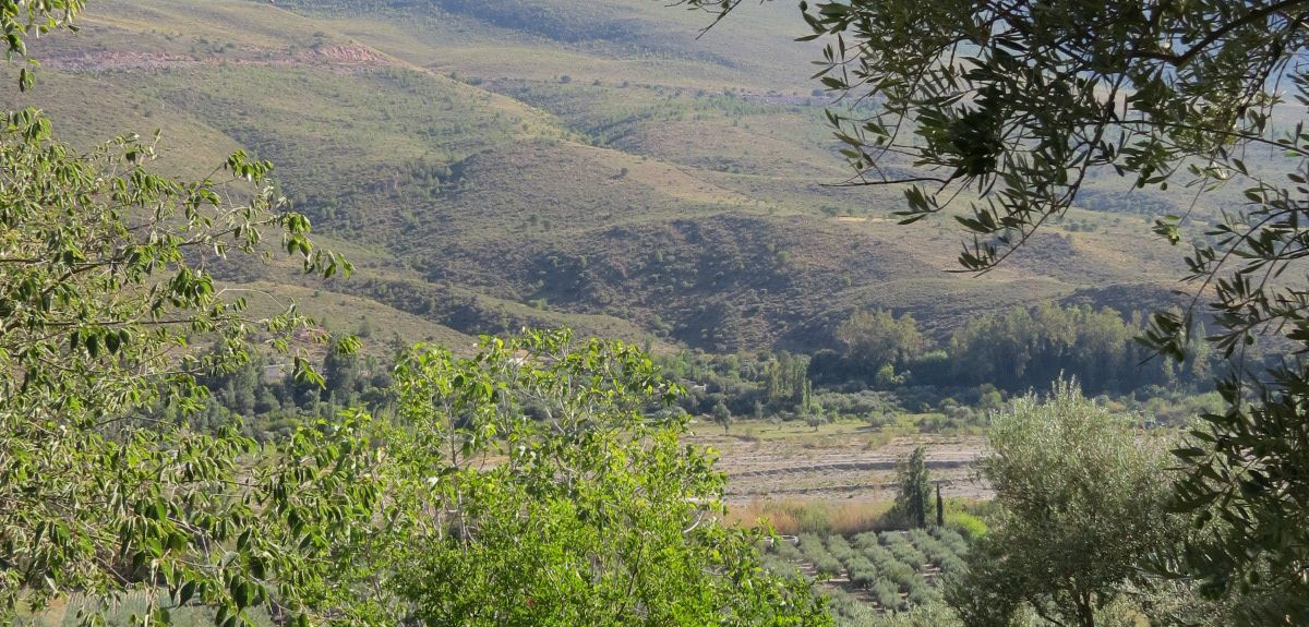 Pinos del Valle, Andalusien, Spanien