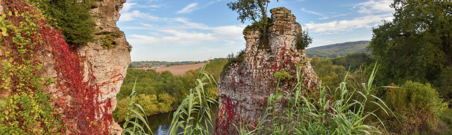 Saint-Andre-d'Allas, Dordogne, France