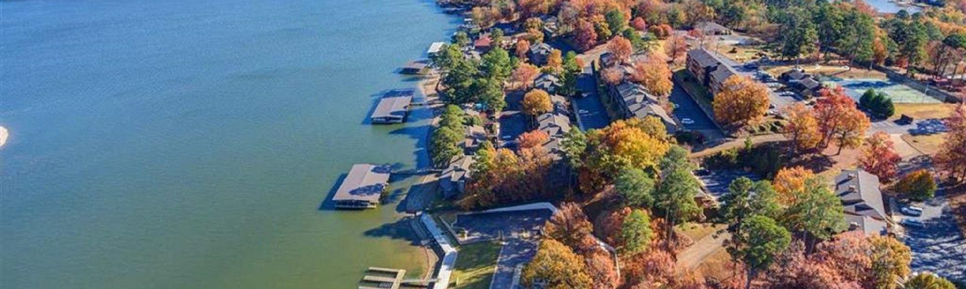 DeGray Lake, Amity, Arkansas, Verenigde Staten