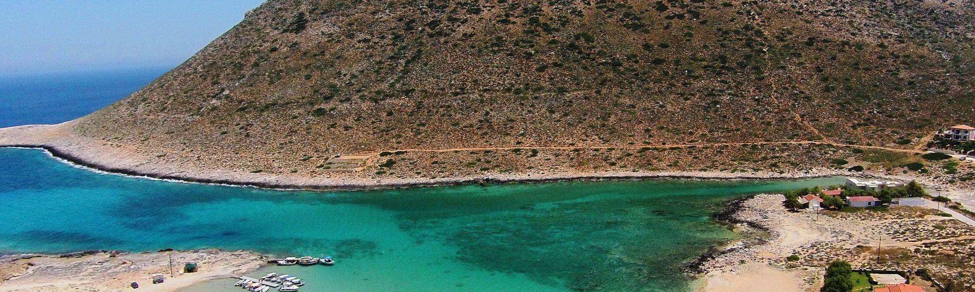 Aspro, Apokoronas, Crète, Grèce