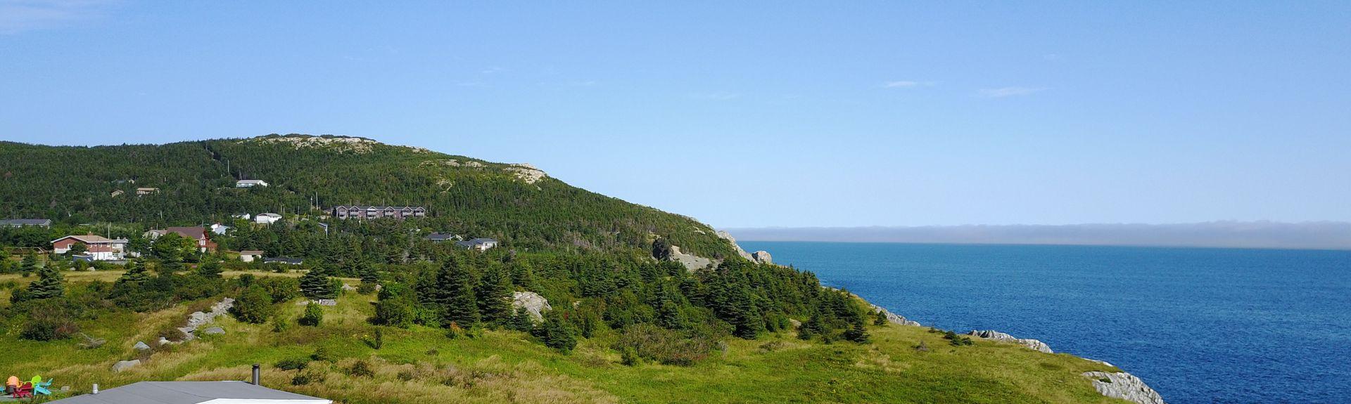 Site historique national de Signal Hill, Saint John's, Terre-Neuve-et-Labrador, Canada
