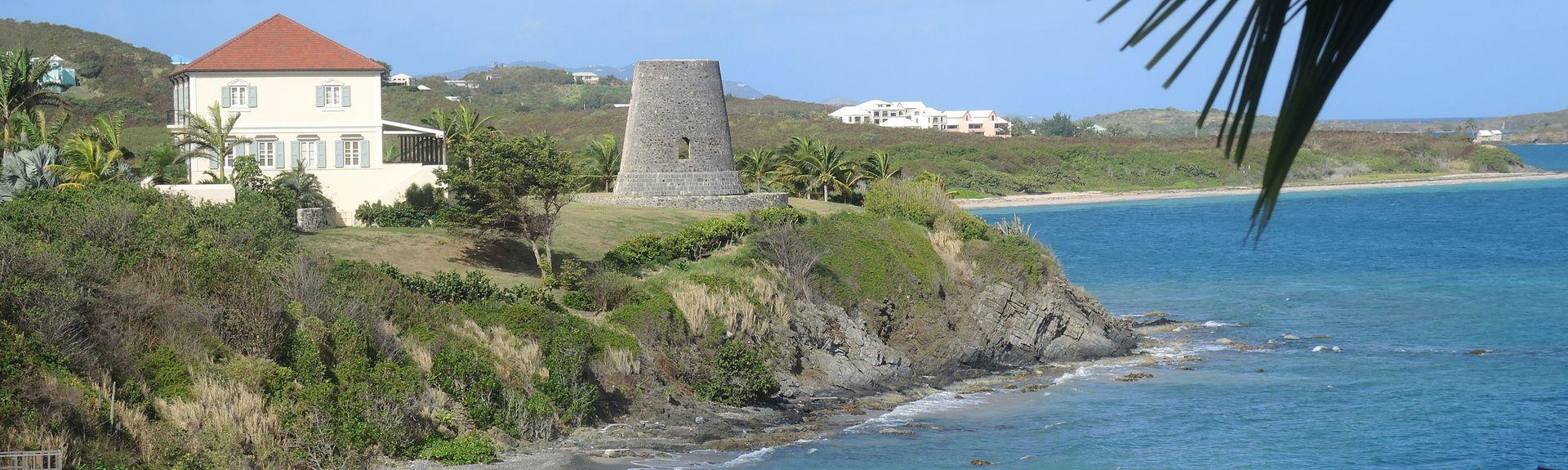 Golfclub Carambola, Kingshill, St. Croix Island, Amerikaanse Maagdeneilanden