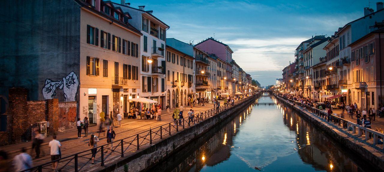 Lombardiet, Italien