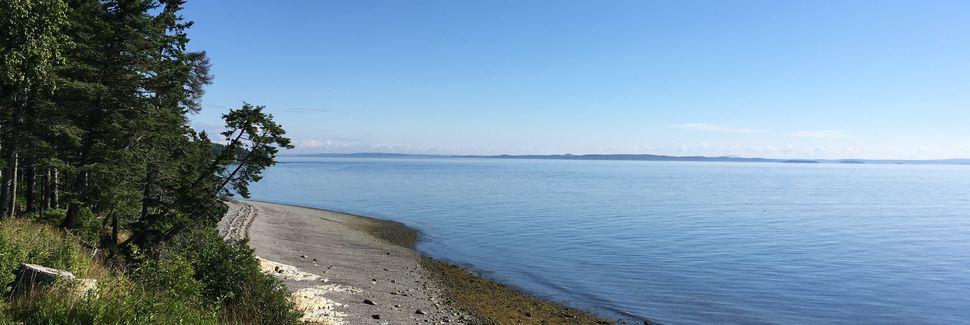 Little Deer Isle, Deer Isle, Maine, Verenigde Staten