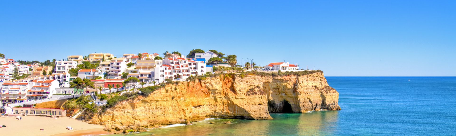 Carvoeiro, Faro District, Portugal