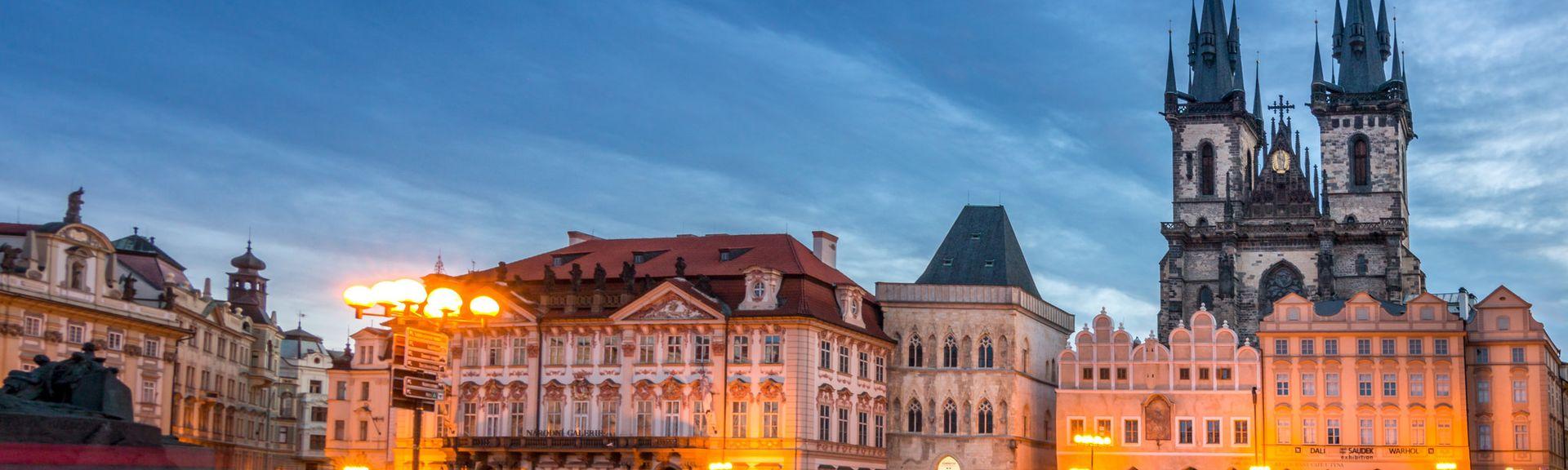 Hradčany, Prague, Central Bohemian Region, Czechia