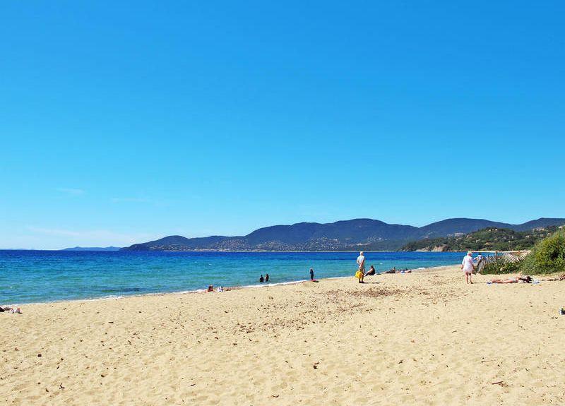 Les Salins Beach, Saint-Tropez, France