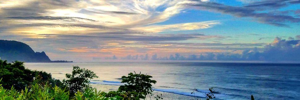 Kalihiwai, Kilauea, Hawaii, Stati Uniti d'America