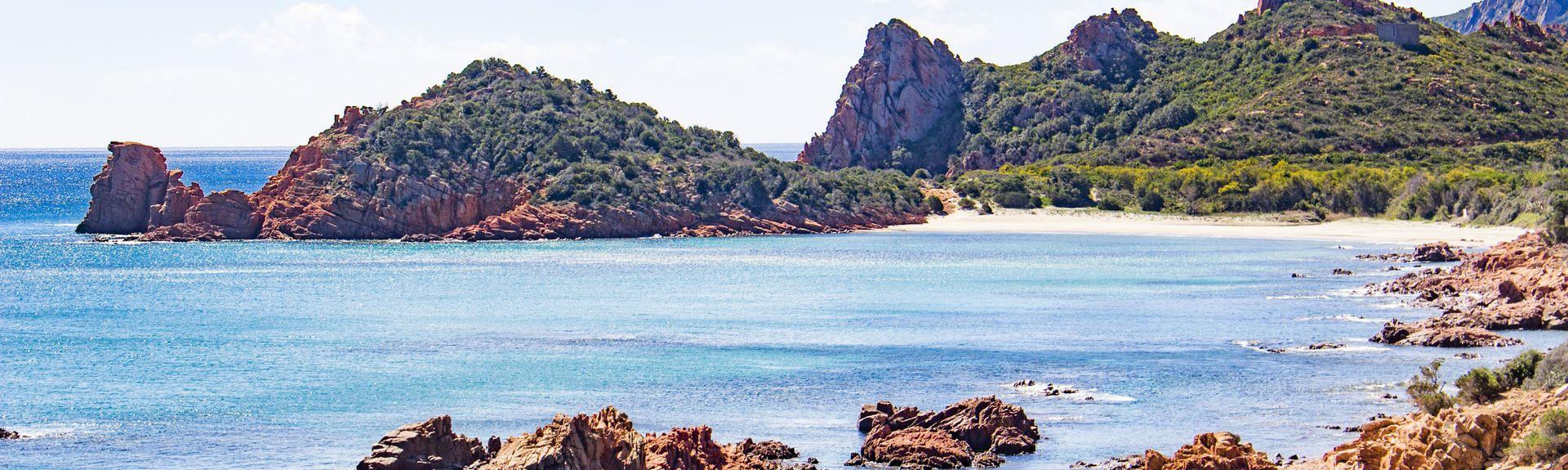Lanusei, Sardinia, Italy