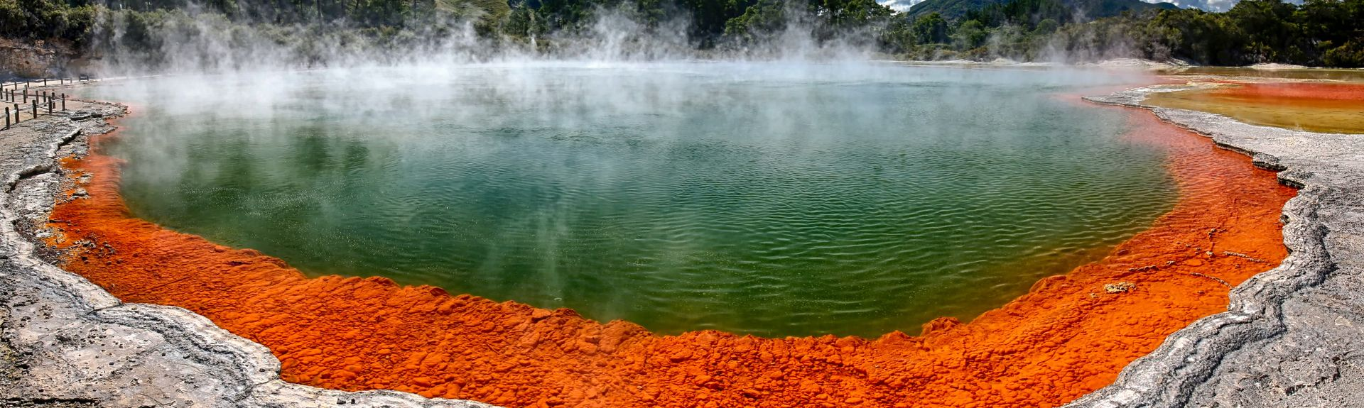 Rotorua, Bay of Plenty, New Zealand