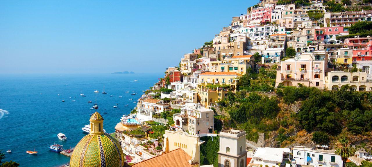 Positano, Salerno, Campania, Italy