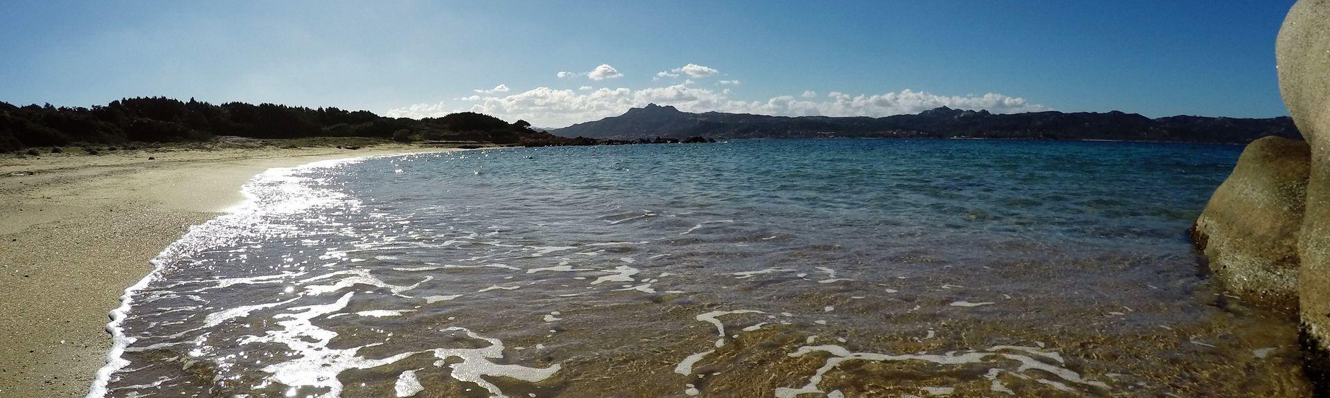 Porto di Golfo Aranci, Golfo Aranci, Sardegna, Italia