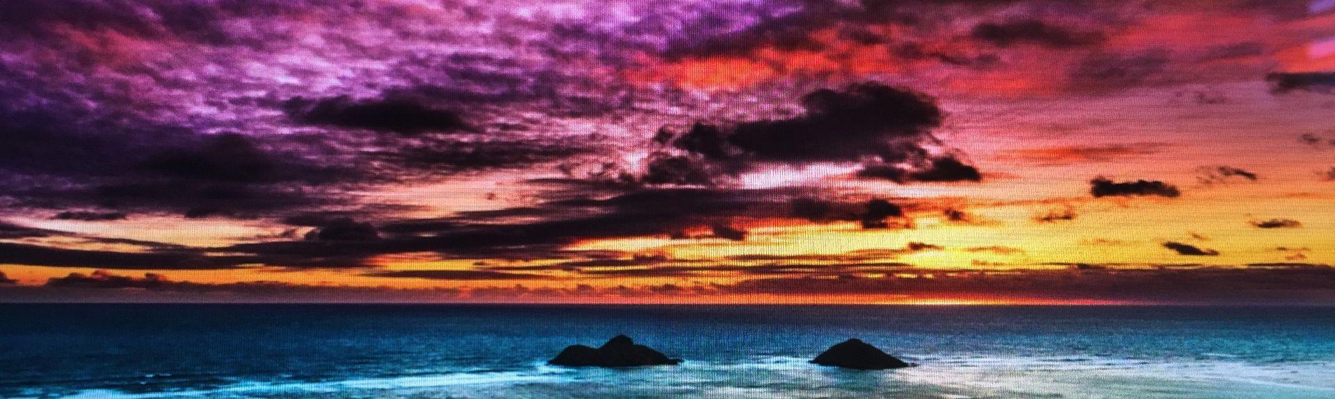 Kāne'ohe Bay, Kaneohe, Hawaii, Stati Uniti d'America