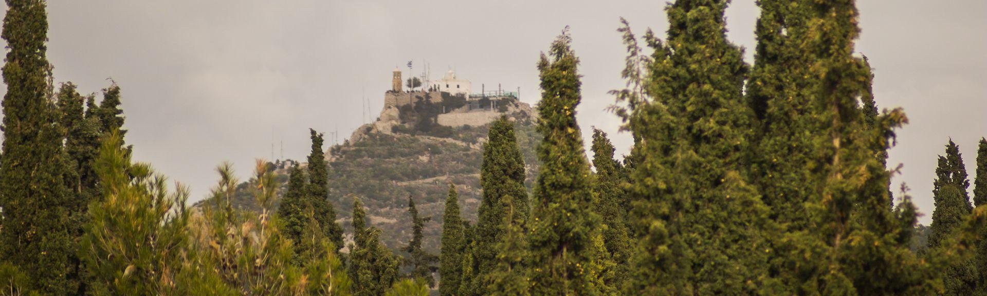 Akropolis, Athen, Attika, Griechenland
