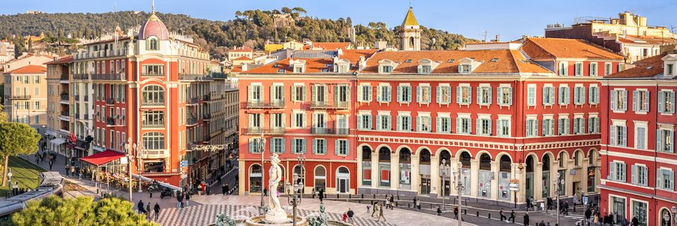 Distrito de Niza, PACA, Francia