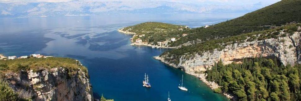 Pokrivenik, Jelsa, Split-Dalmatia, Kroatia